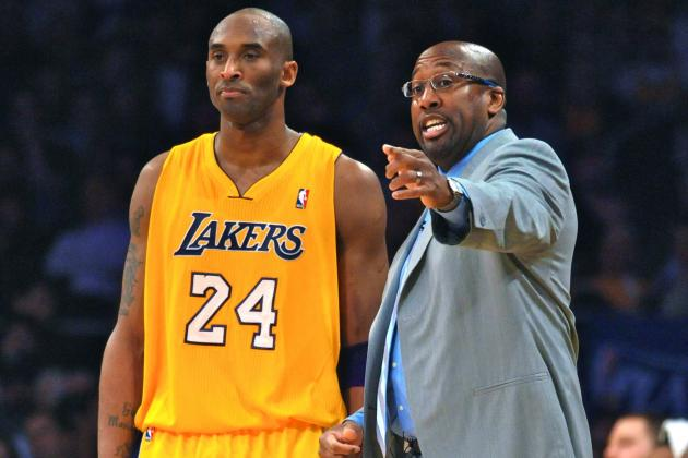 Lakers Rumors: Mike Brown's Job Reportedly in Jeopardy If Struggles Continue