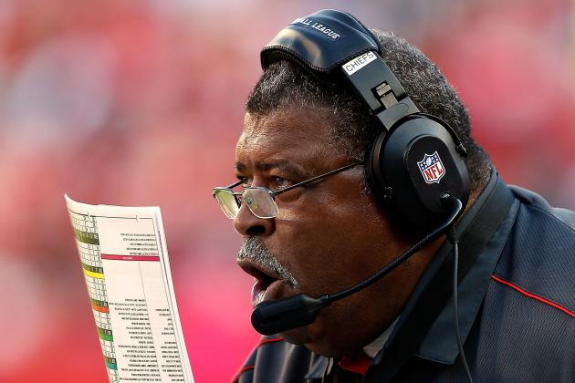 Crennel Digging in Hard with KC Offense