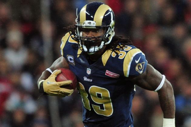 Steven Jackson Has a Couple Offensive Records in Sight, Plus More NFC West News