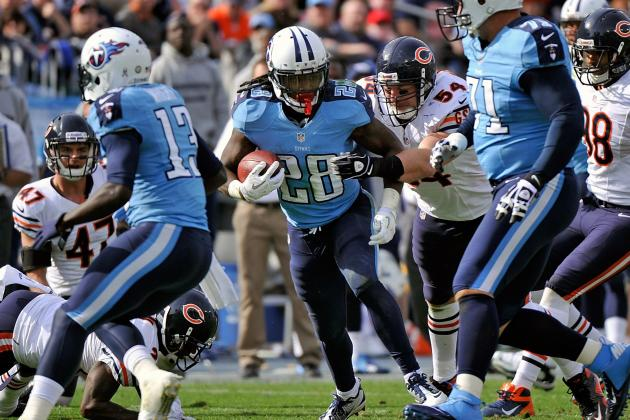 Chris Johnson Said He Never Doubted He'd Be Back