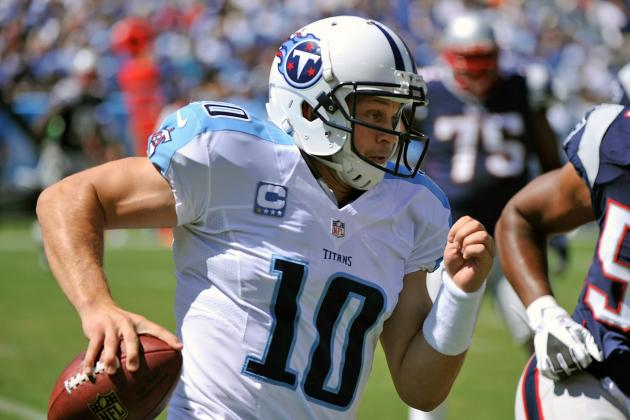 Dolphins Will Be Prepared for Jake Locker to Start