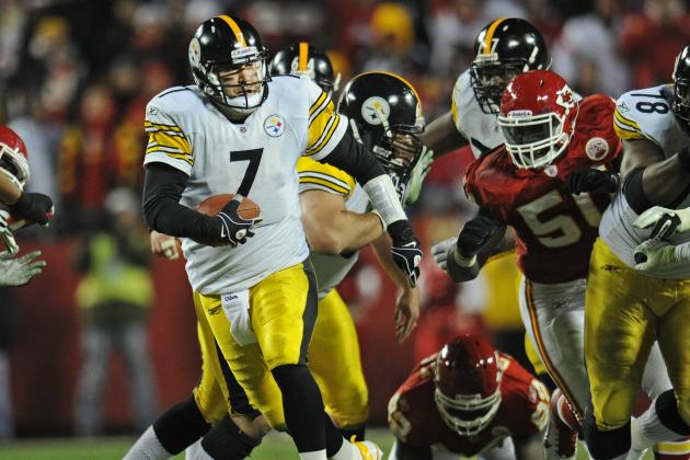 Pittsburgh Steelers Friday 10 Spot: Week 10 Edition