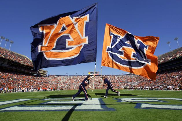 Auburn Hiring Private Security Firm to Watch Players Is Ridiculous