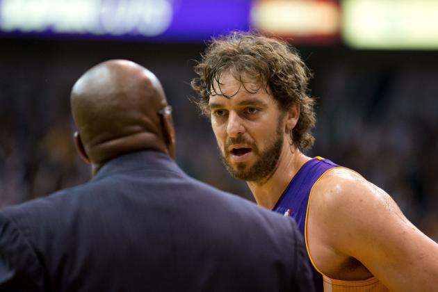Don't Blame Princeton. If Lakers Turn It Around It's All About Turnovers.