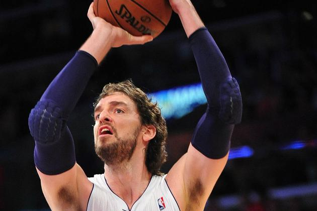 It's Time for Pau Gasol to Assert Himself