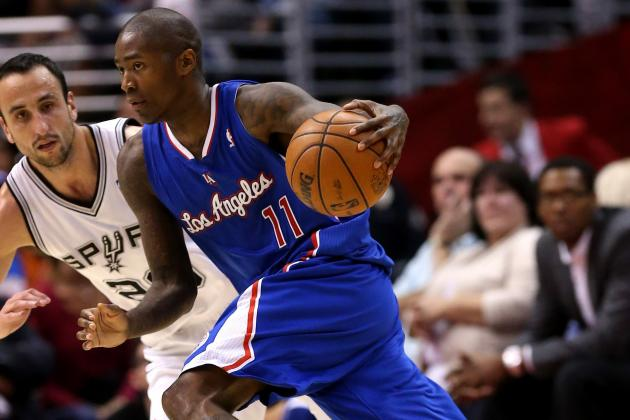 Jamal Crawford Returns to Portland to Lift Clippers Past Blazers