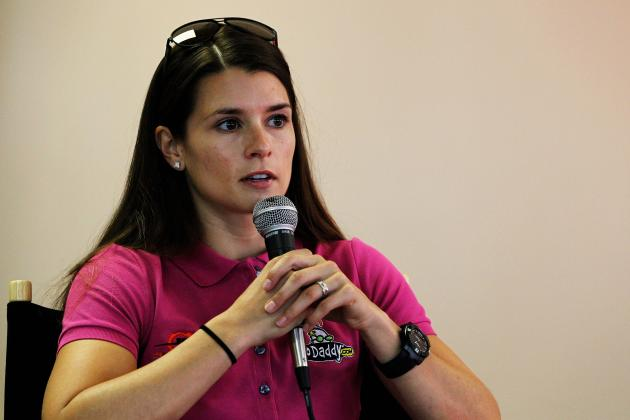 Danica Patrick Still in Go Daddy's Plans for Super Bowl Ads