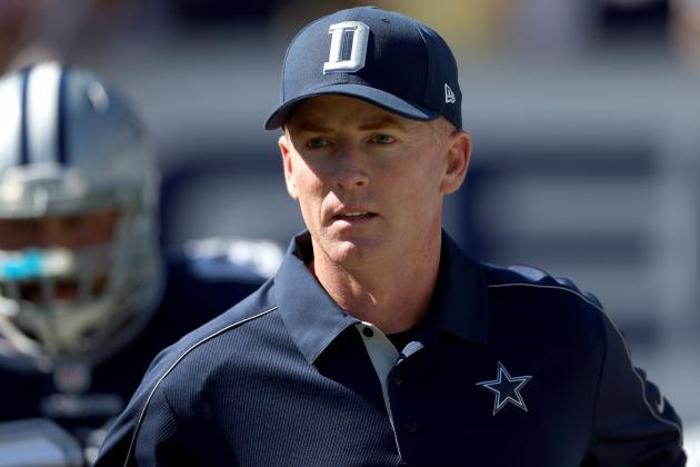 Stephen Jones Says Jason Garrett Not Coaching for Future, and More NFC East News