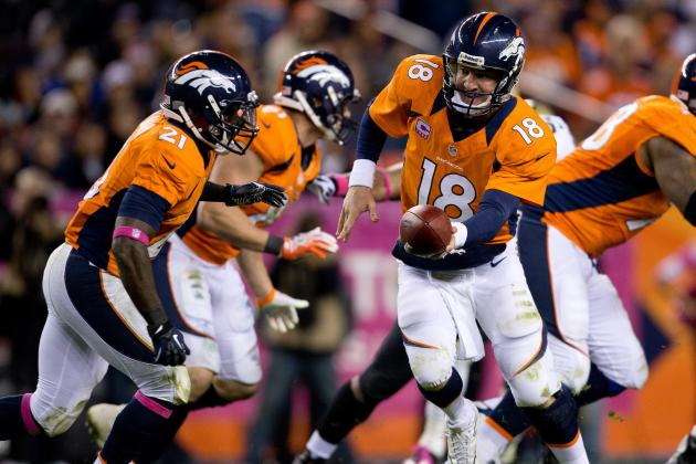 Manning, Luck Succeed from 2 Sides of the Spectrum