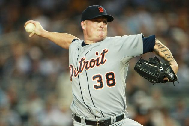 The Tigers Have Offered Jeremy Bonderman a Contract