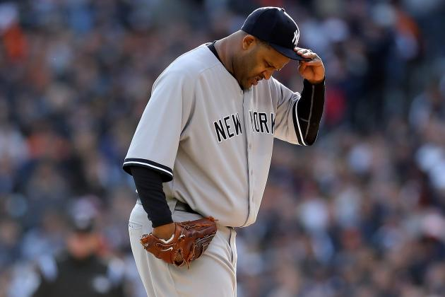 Sabathia Expects to Be Ready for Spring Training