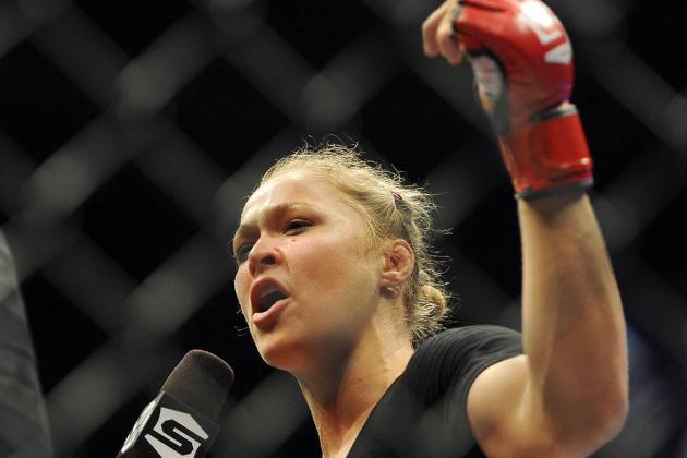 Ronda Rousey to the UFC: Who Should Her First Opponent Be?