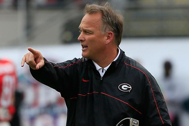Richt Describes Swing-Set Accident That Led Him to Consider Hip Surgery