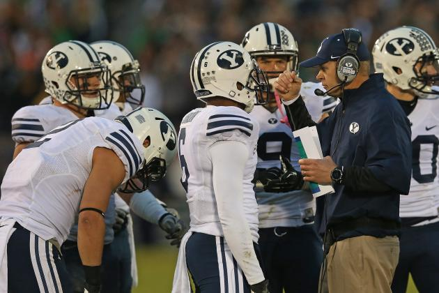 BYU Football Notebook: BYU Preparing for Stormy Conditions Against Idaho