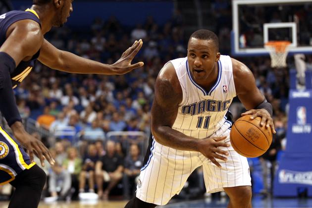 Magic's Glen Davis Calls Former Celtics Teammate Kevin Garnett for Advice