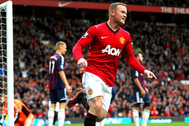 Wayne Rooney: Is He Still the Talisman of Manchester United?