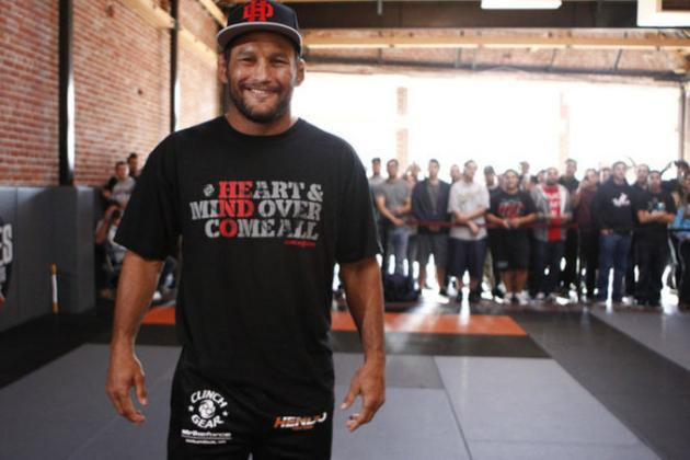 Dan Henderson Says He'll Face Lyoto Machida at UFC 156