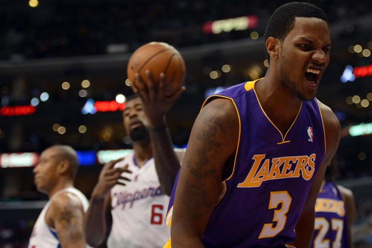 Devin Ebanks: Lakers Guard Arrested on DUI Charges
