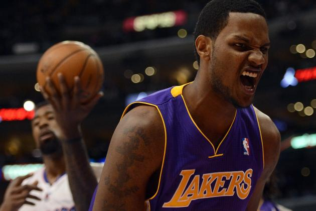 In Other Lakers News: Devin Ebanks Arrested on Suspicion of DUI