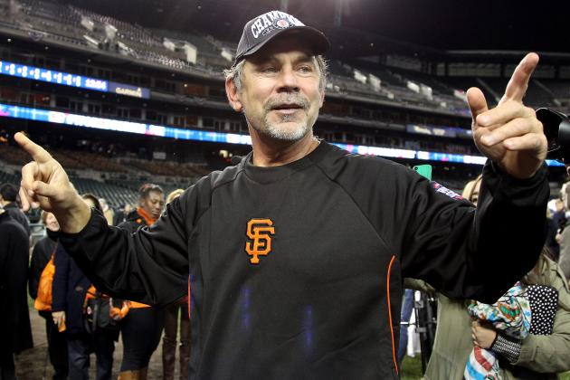 Bochy NL Manager of the Year Candidate