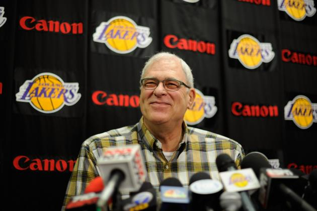 Only Phil Jackson Could Bring This Group of Lakers Superstars Together and Win