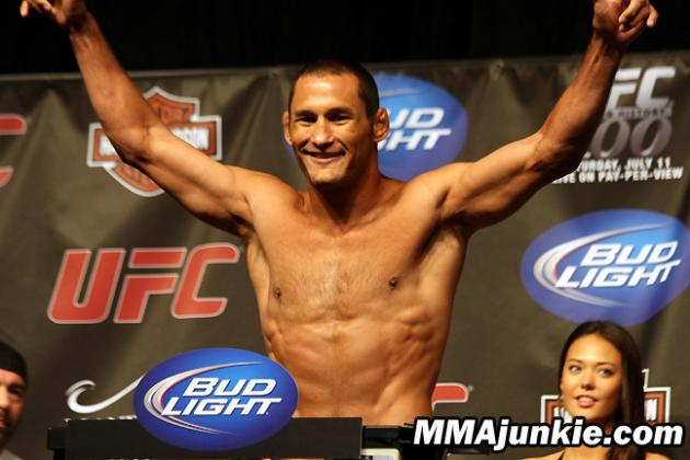 UFC News: Dan Henderson Says He's Fighting Lyoto Machida at UFC 156