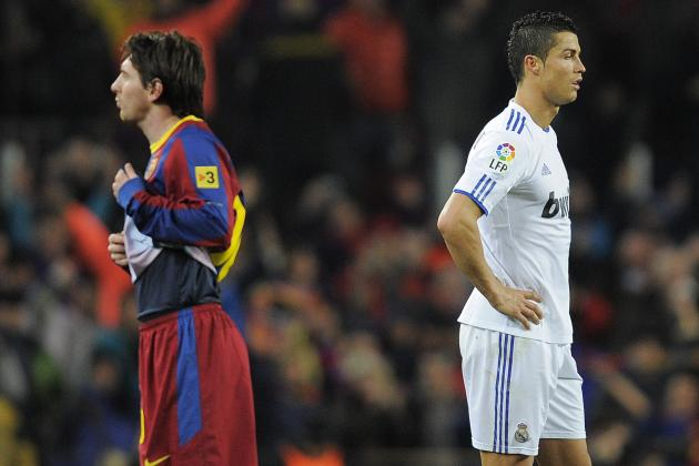 World Football: Lionel Messi and Cristiano Ronaldo's Place in History