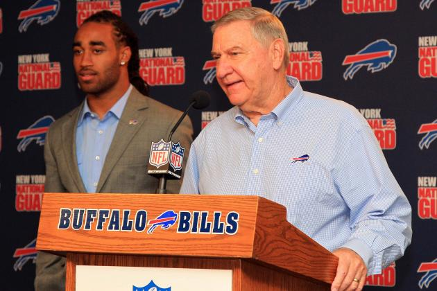 Buddy Nix on Drafting QB: Bills 'Need to Address It This Year'