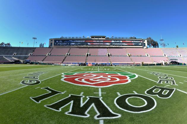 Nebraska's Road to the Rose Bowl Littered with Trap Games