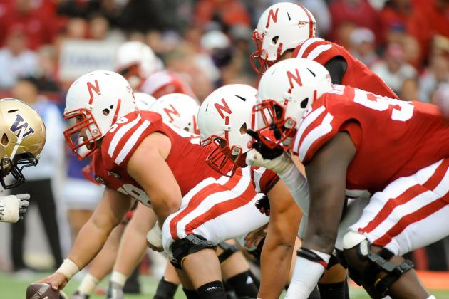 No Stars but Plenty of Results for Husker O-Line
