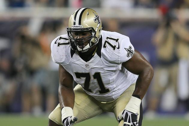 Sproles, Strief Among Saints Who Won't Play Sunday vs. Atlanta