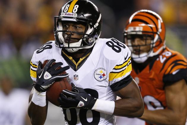 Steelers, Emmanuel Sanders Fined $50K for Faking Injury