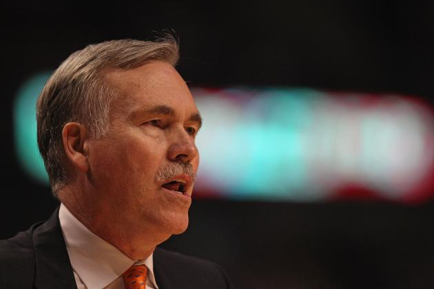 Mike D'Antoni Named Lakers' New Head Coach