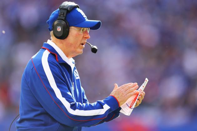 NFL Playoff Picture: Sketching Out the Road to a Berth for the New York Giants