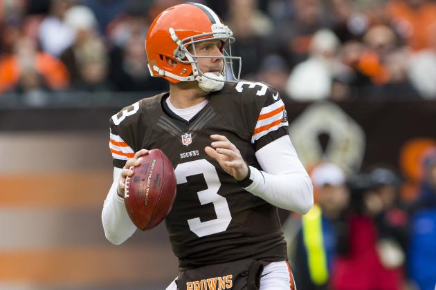 CEO and Owner to Decide on Brandon Weeden at End of the Season