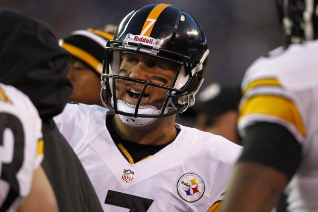 Will Big Ben Miss Ravens Game Over Baby?