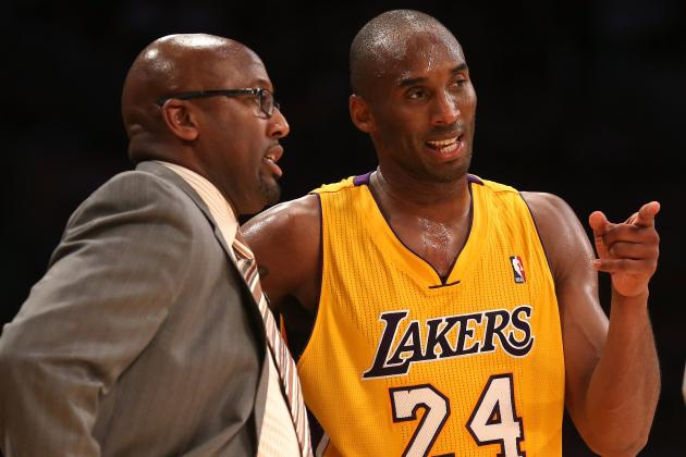 Mike Brown Firing: Why Lakers' Success Relies on Scrapping the Princeton Offense