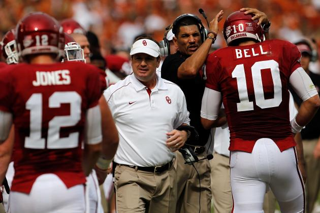 Oklahoma Football: Bob Stoops Doesn't Care About Players' Appearance
