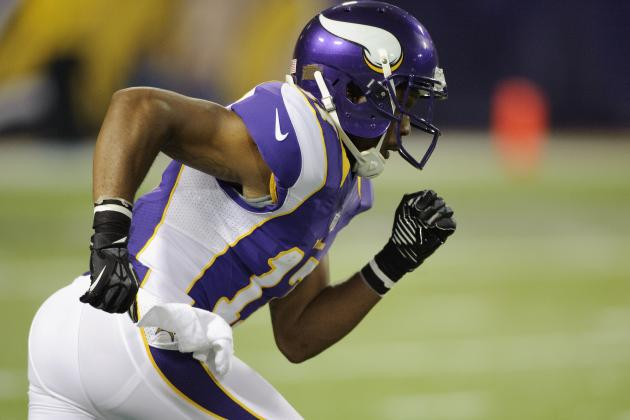 Harvin 'Doubtful'; Rookie Wright to Be Active