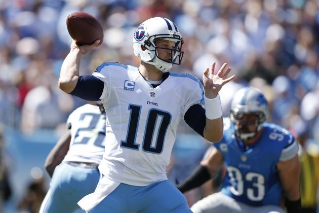 Titans vs. Dolphins: The Future Starts (Over) Sunday for Tennessee