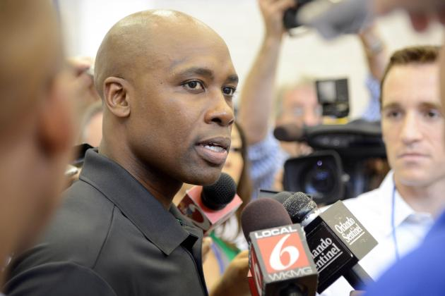 Jacque Vaughn Is Trying to Cultivate His Youngsters' Self-Confidence