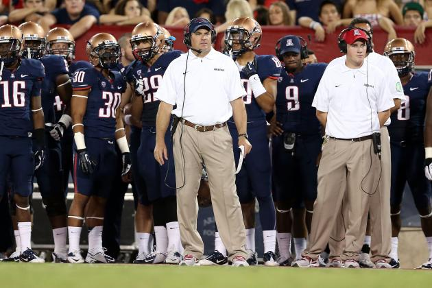 Arizona Football: Cats Leaning on Freshmen, Sophomores