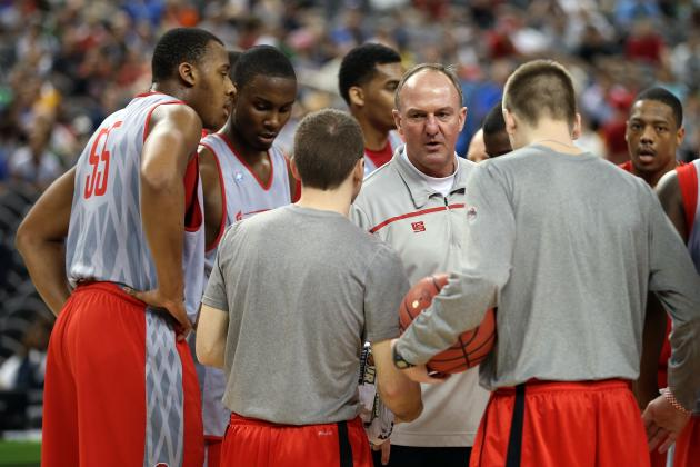 Carrier Classic 2012: Ohio State Will Use Opener to Jump Start Big-Time Season