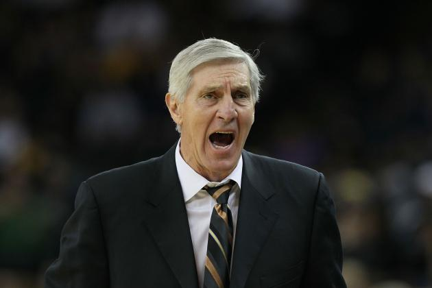 Jerry Sloan Could Deliver Discipline Lakers So Desperately Need