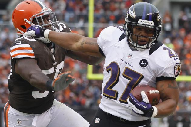 Bucs' Martin Served as a Tuneup for Ravens' Rice