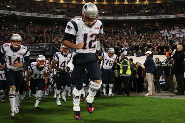 NFL Playoff Picture: Sketching out the Road to a Berth for the Patriots