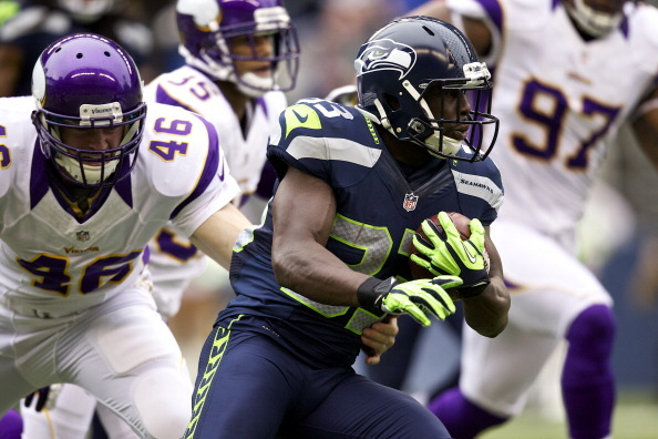 Seahawks' Leon Washington Itching for a Shot to Take 1 to the House
