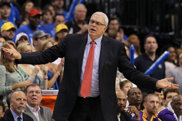 Dwight Howard Reportedly Wants Phil Jackson to Coach Los Angeles Lakers
