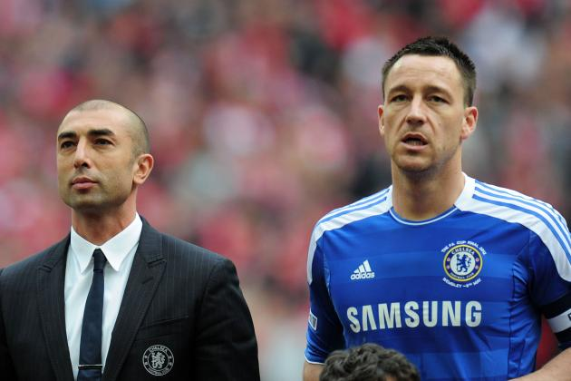 'I'm so Happy He's Back': Di Matteo Hails Terry's Return from Ban