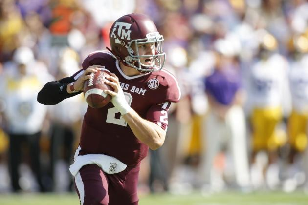 Texas A&M vs. Alabama: Why Johnny Football Will Do What Denard Robinson Couldn't
